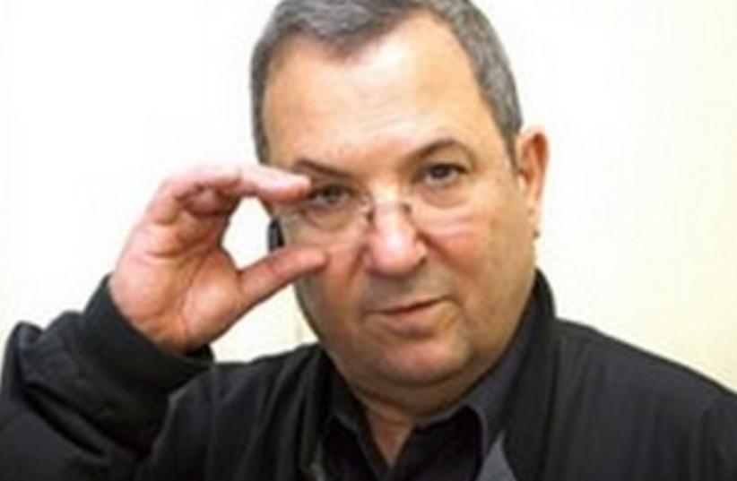 Barak (photo credit: Ariel Jerozolimski)
