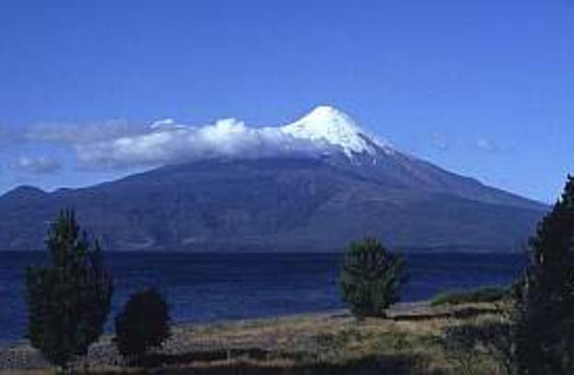 chile volcano 298.88 (photo credit: Courtesy)