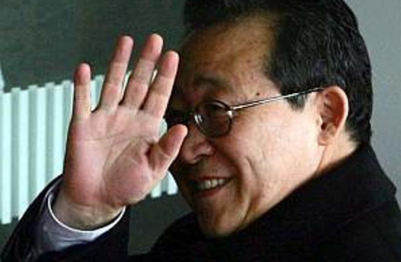 korea negotiator 298.88 (photo credit: AP)