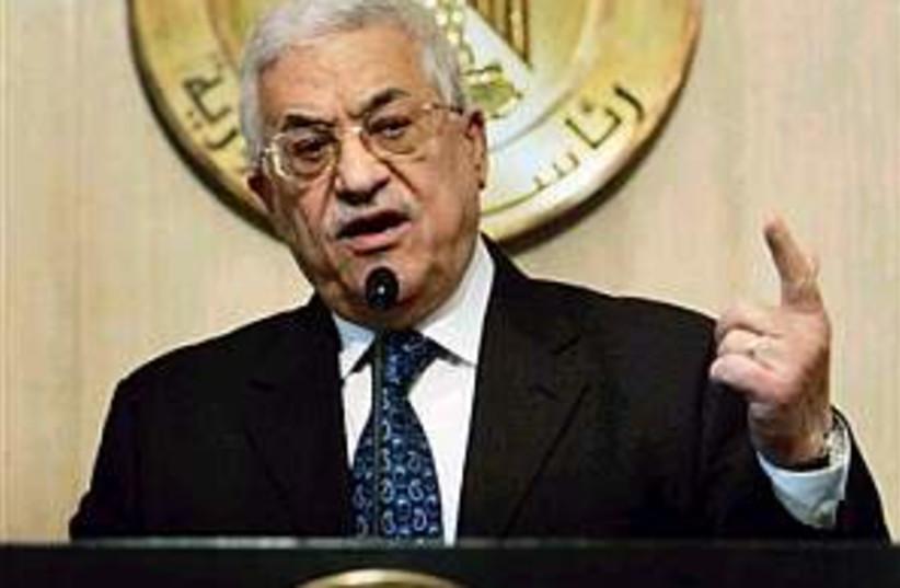Abbas 298.88 (photo credit: AP [file])