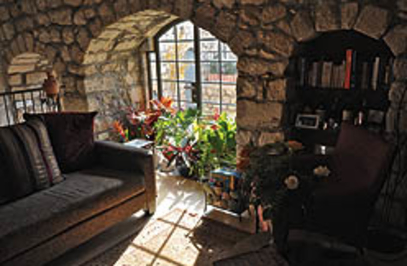 Safed lobby 248 (photo credit: )