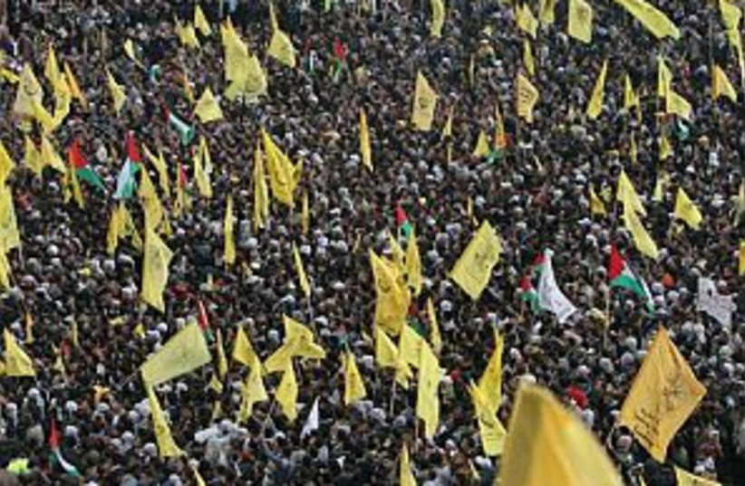 fatah rally 298.88 (photo credit: AP)