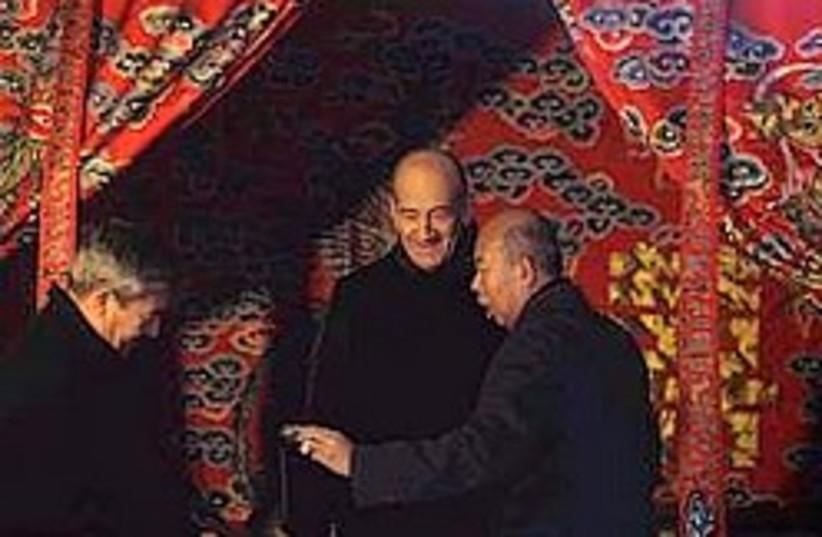olmert china 248.88 (photo credit: AP)