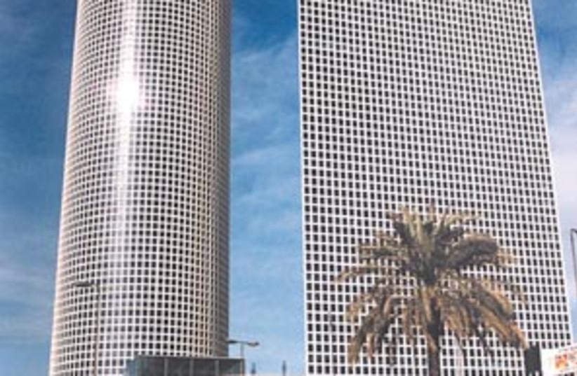 azrieli towers 88 298 (photo credit: Ariel Jerozolimski)
