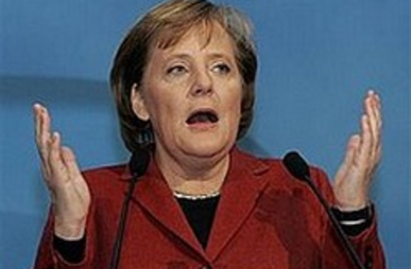 Merkel 248.88 (photo credit: AP [file])