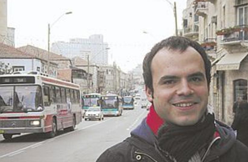 Iranian blogger 298.88 (photo credit: Orly Halperin)