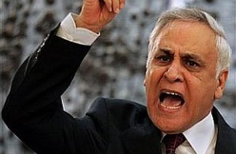 katsav angry as hell 248 88 (photo credit: AP)