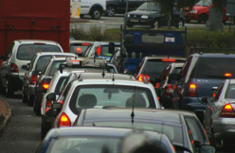 bad traffic 248.88 (photo credit: )