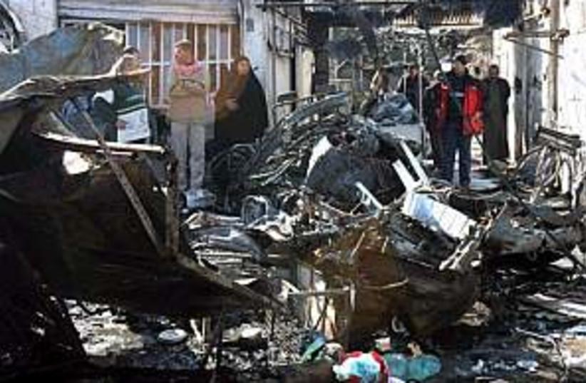 baghdad bombing 298.88 (photo credit: AP)
