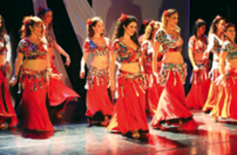 belly dancers 248.88 (photo credit: )