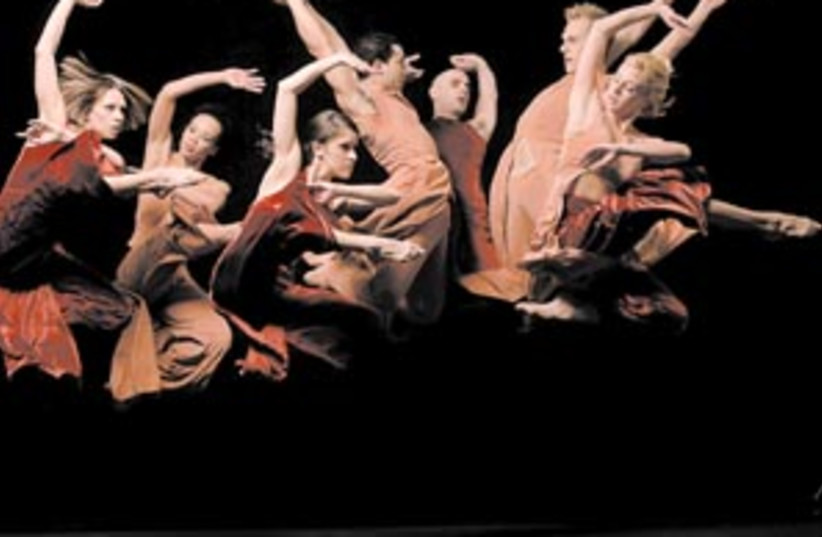 parsons dance 88 298 (photo credit: )