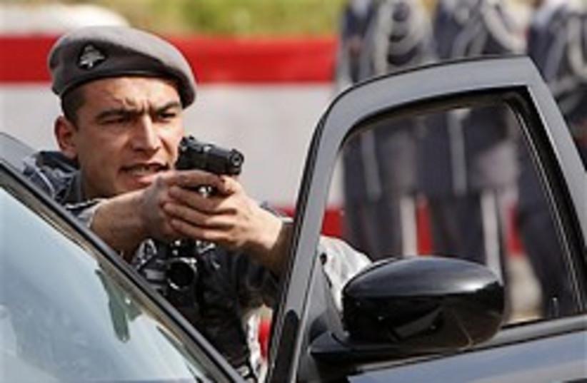 lebanon police arrest 248 88 ap (photo credit: )