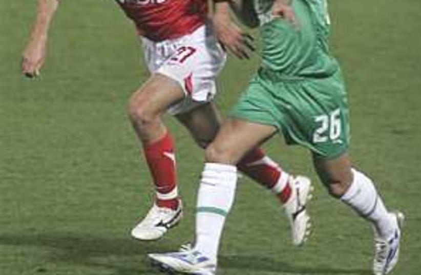 Maccabi Haifa 298.88 (photo credit: AP)