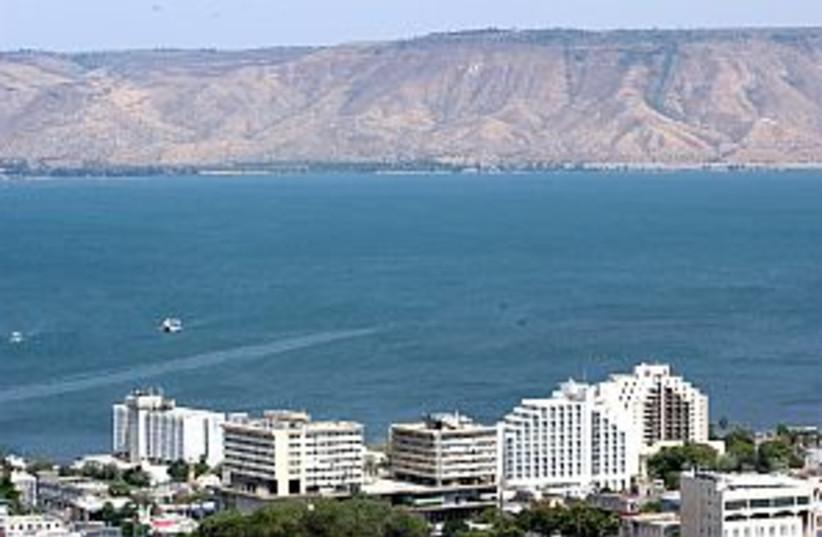 Sea of Galilee 298 (photo credit: Courtesy)