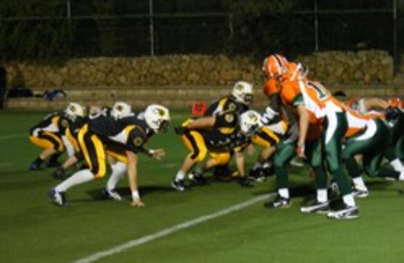 ifl football  (photo credit: Jay L. Abramoff/AFI)