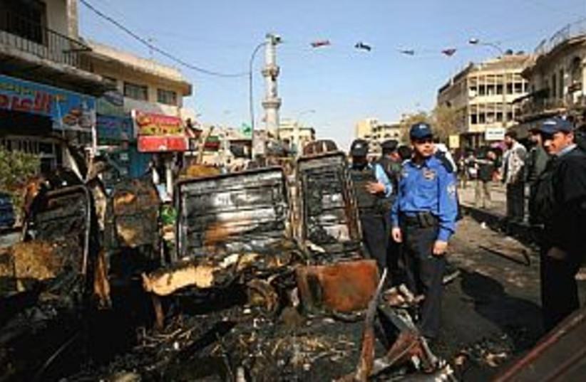 Iraq violence 298.88 (photo credit: AP [file])