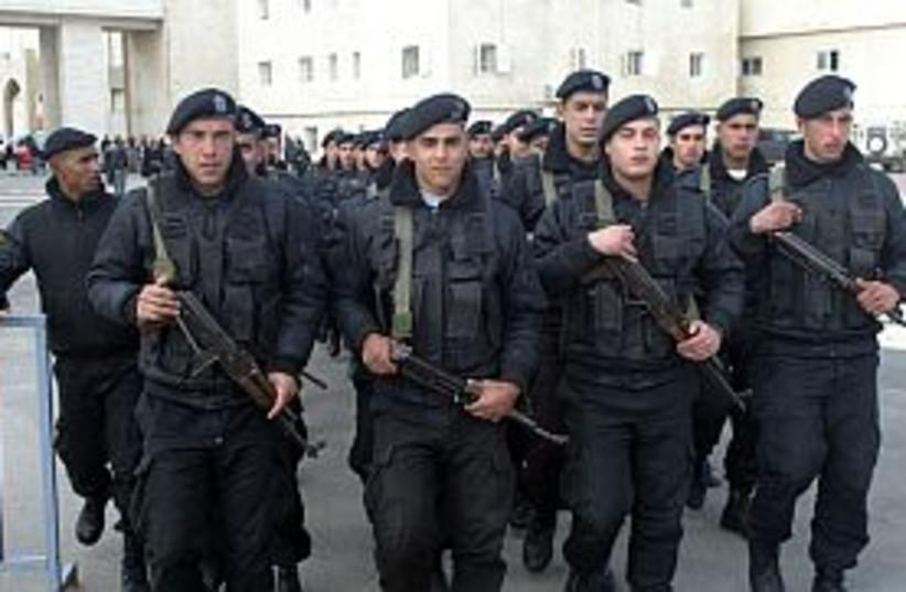 Fatah security force 298 (photo credit: ahmad gharabli)
