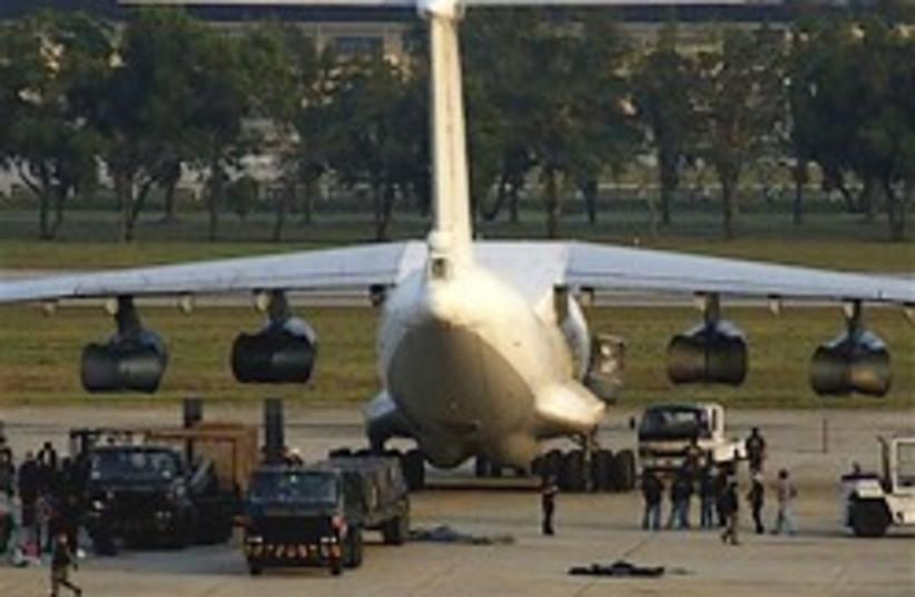 thailand north korea plane 248 88 (photo credit: )