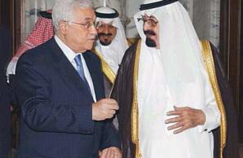 Abbas mecca 298.88 (photo credit: AP)
