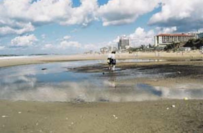 beach polution 298 (photo credit: Sagit Rogenstein)