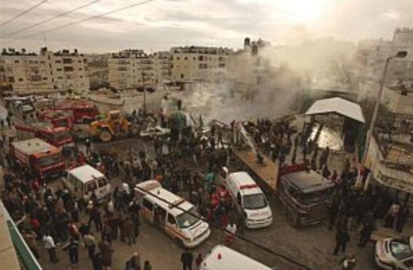 ramallah blast 298.88 (photo credit: AP)