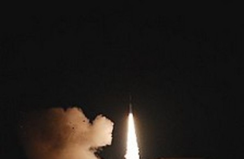 arrow missile 2 298.88 (photo credit: Israel Air Industries)
