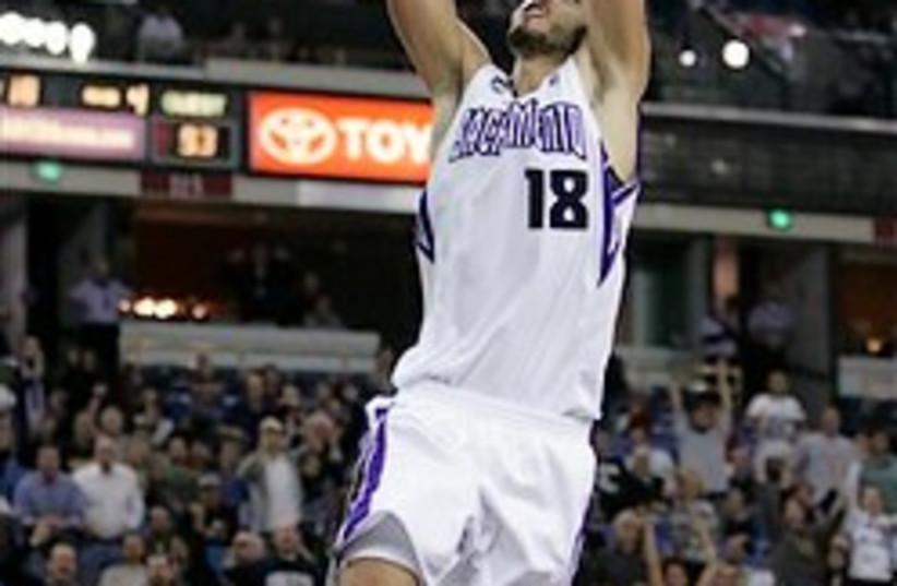Omri Casspi NBA 248.88 ap (photo credit: AP)