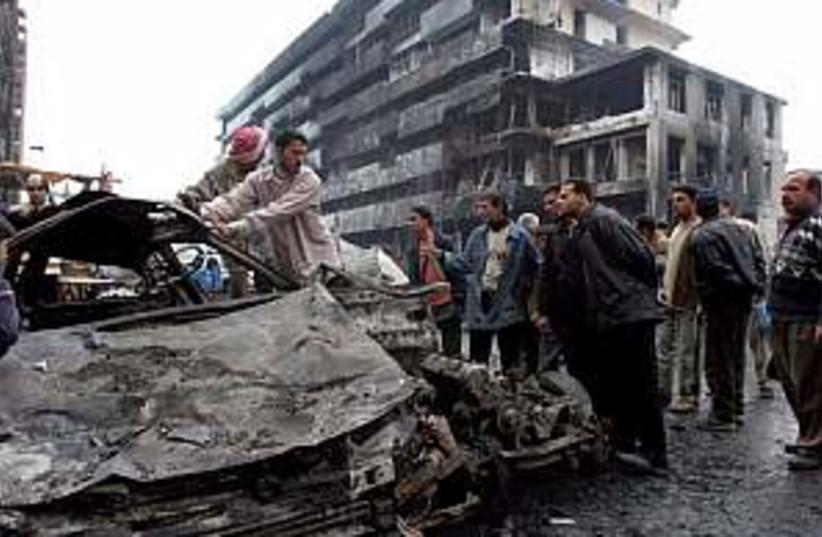 iraqBombAftermath 298.88 (photo credit: AP)