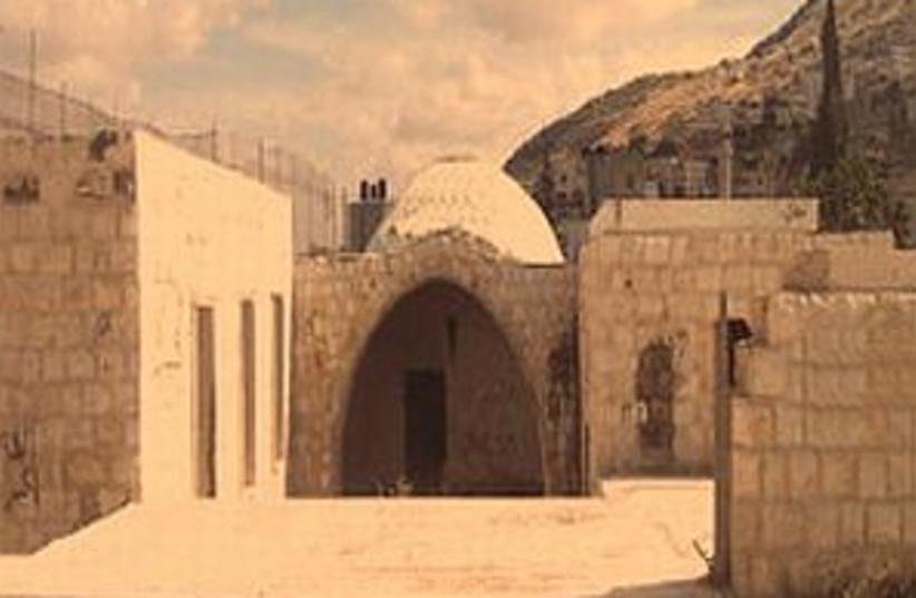 Jospeh-s tomb 298.88 (photo credit: Courtesy)