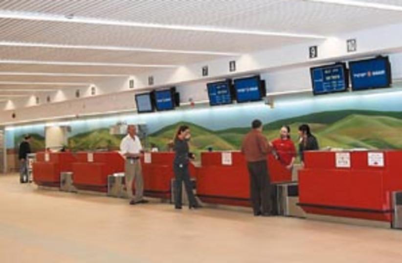 terminal 1 88 298 (photo credit: Courtesy)