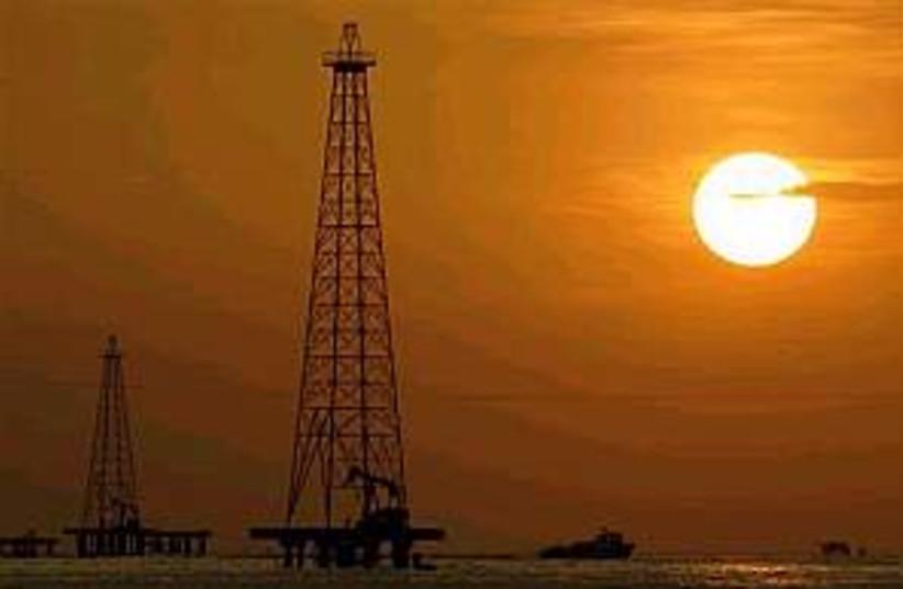oil 298.88 ap (photo credit: AP [file])