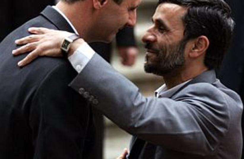 assad in iran 298.88 (photo credit: AP [file])