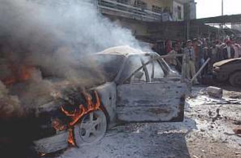 iraq bomb 298.88 (photo credit: AP)