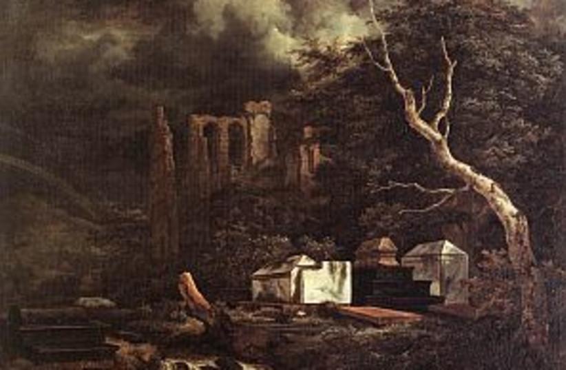 Ruisdael 298.88 (photo credit: Courtesy)