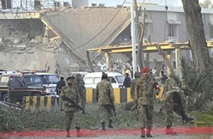 Peshawar suicide bombing 248.88 (photo credit: )
