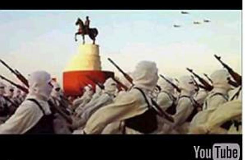 youtube insurgents (photo credit: )