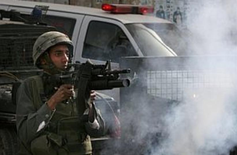 IDF nablus great 298.88 (photo credit: AP)