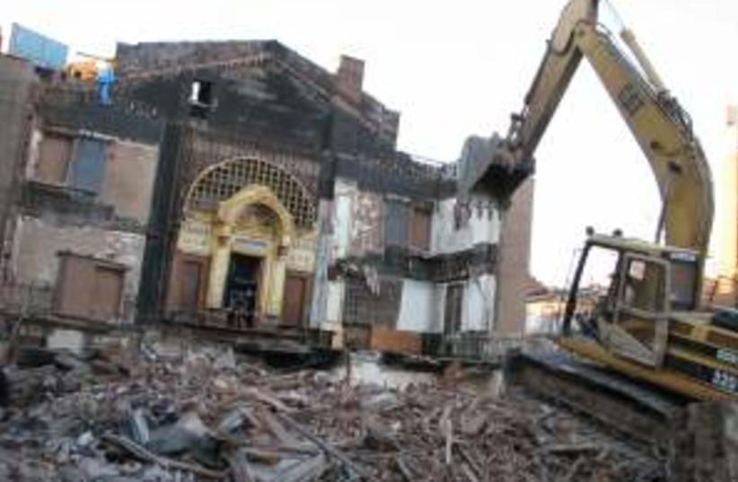 "synagogue 298.88 (photo credit: Alexander Rapaport ""REBEL Images"")"