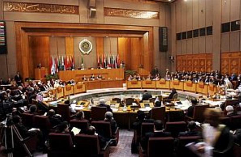 Arab league 298.88 AP (photo credit: AP [file])