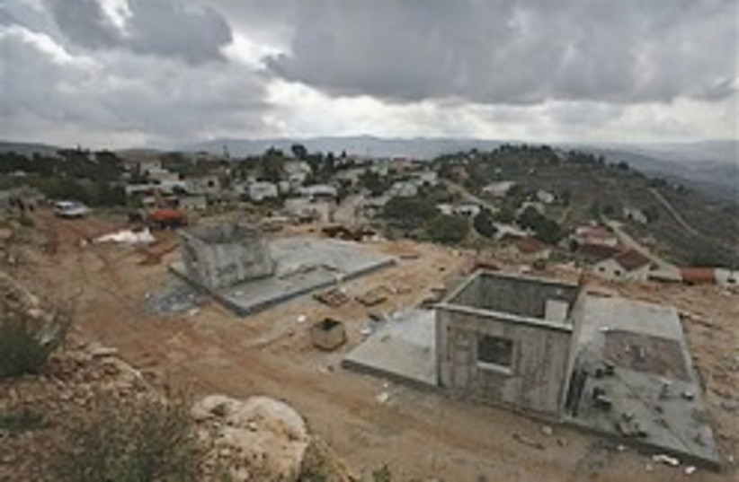 elon moreh construction 248 88 (photo credit: )