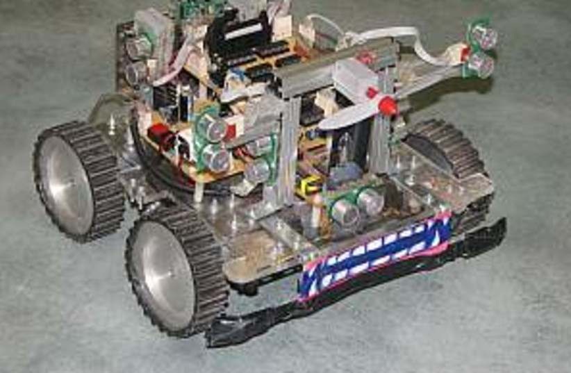 robot 298.88 (photo credit: National Science Museum)