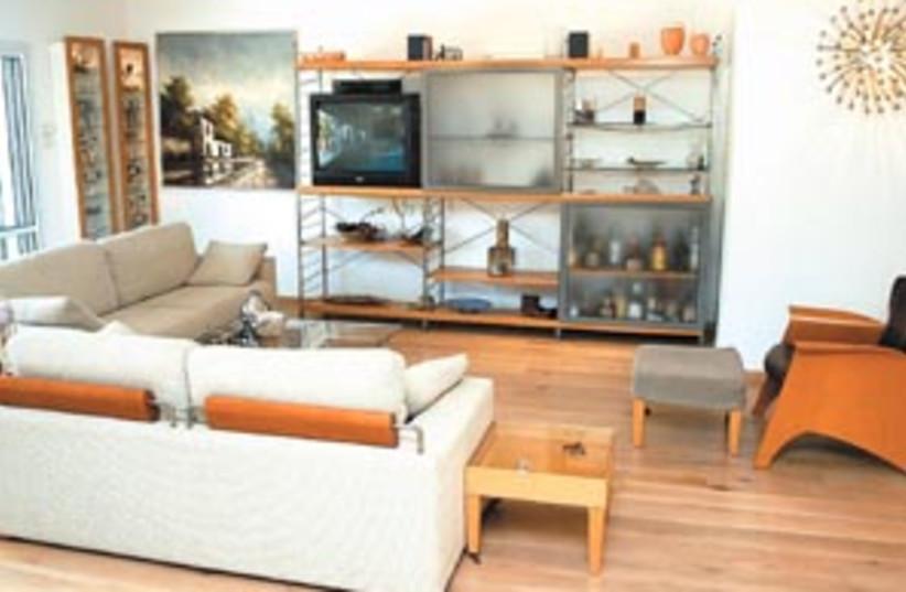 living room 88 298 (photo credit: Eyal Izhar)