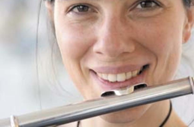 flute (photo credit: )