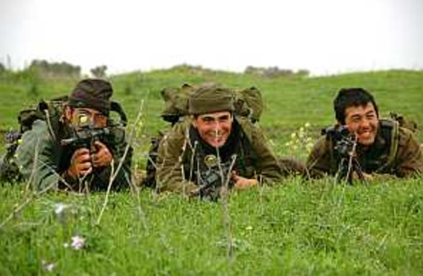 nahal group 298.88 (photo credit: IDF)