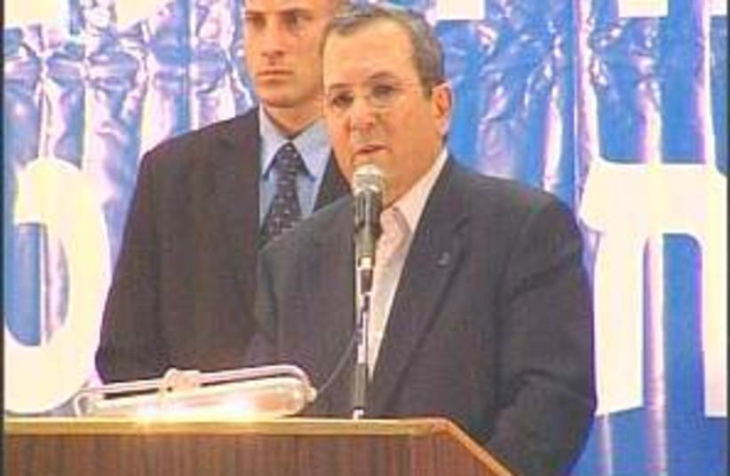 Ehud Barak new (photo credit: Courtesy)