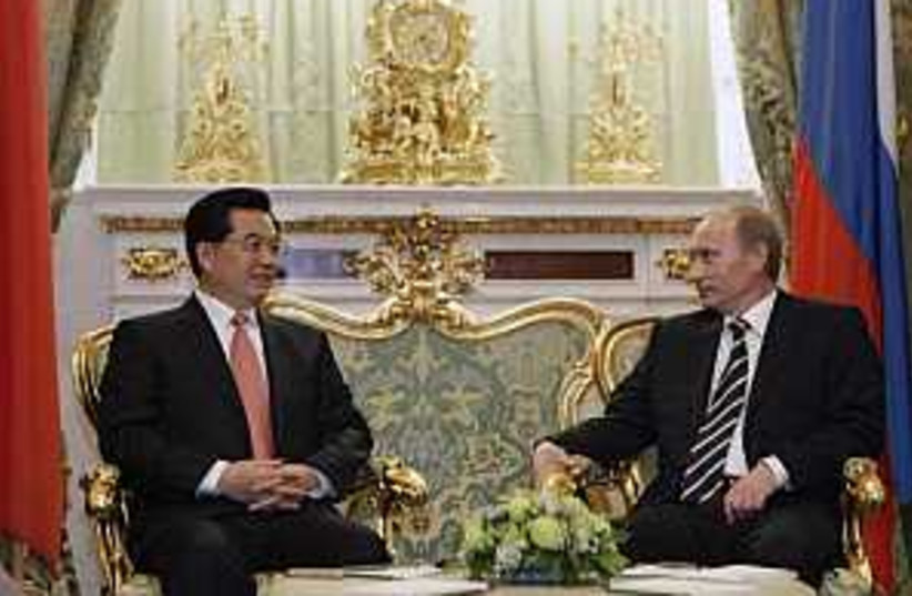 russia china 298.88 (photo credit: AP)