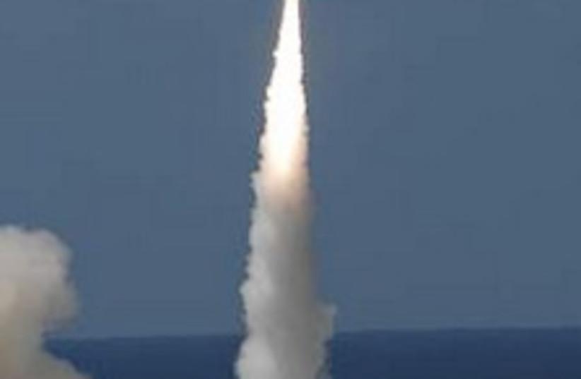Arrow launch 2007 298.88 (photo credit: IAI)