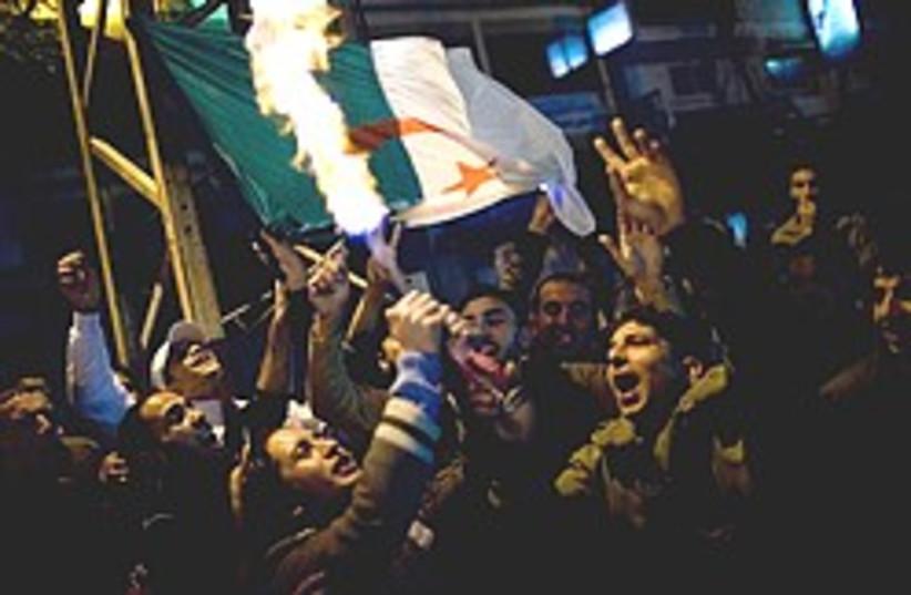 algerians party in gaza 248.88 (photo credit: )