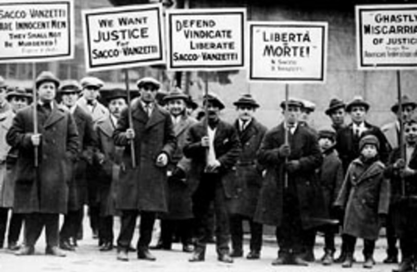 Sacco and Vanzetti 88 29 (photo credit: First Run Features)