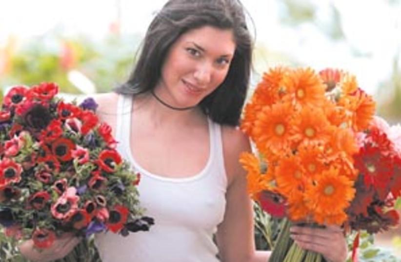 pessah flowers biz 88 29 (photo credit: Courtesy photo)